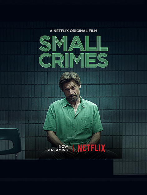 Poster SMALL CRIMES AW